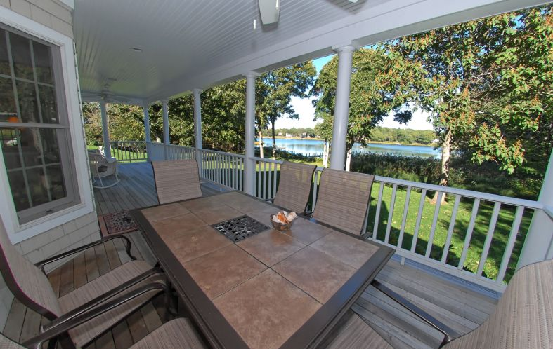 Additional photo for property listing at Shelter Island Creekfront With Dock And Pool  Shelter Island, New York