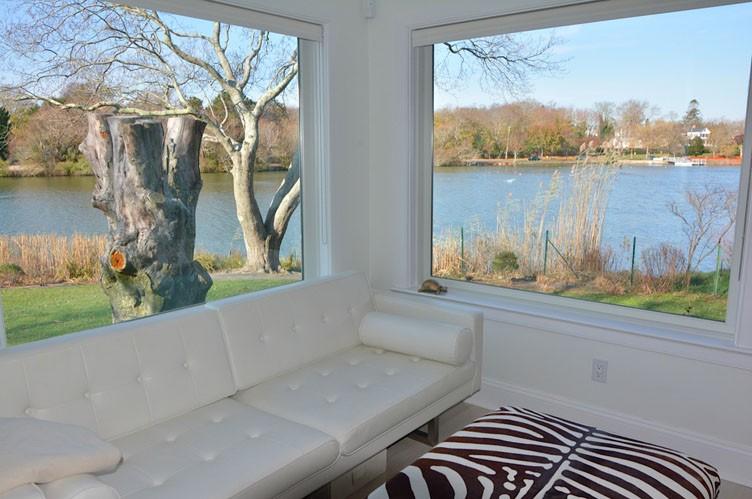 Additional photo for property listing at Lakefront Southampton  Southampton, New York