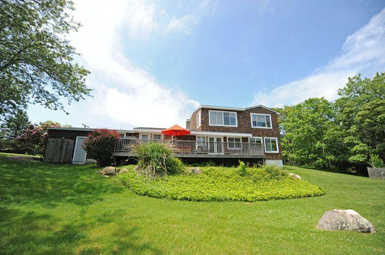 Single Family Home for Rent at Montauk Summer Retreat Montauk, New York