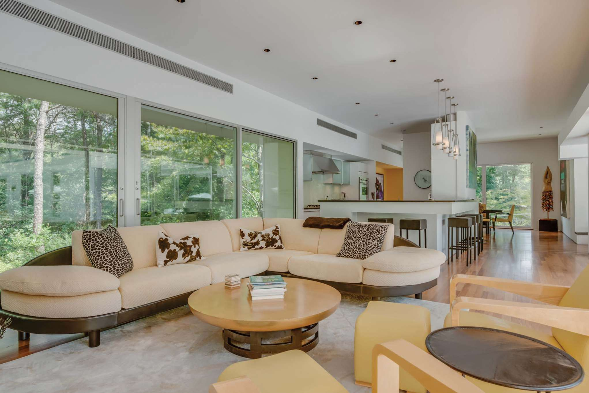 Additional Photo For Property Listing At Reduced Live In Your Art A Modern Masterpiece Sagaponack
