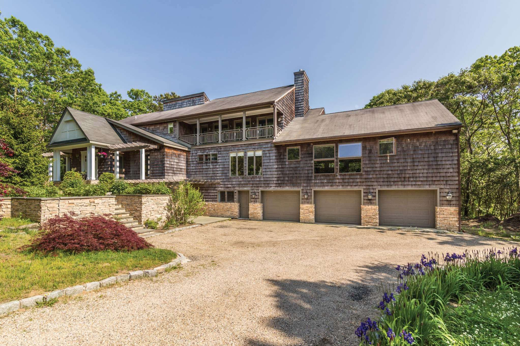 Single Family Home for Sale at Spacious, Light-Filled East Hampton Traditional 46 Ancient Highway, East Hampton, New York