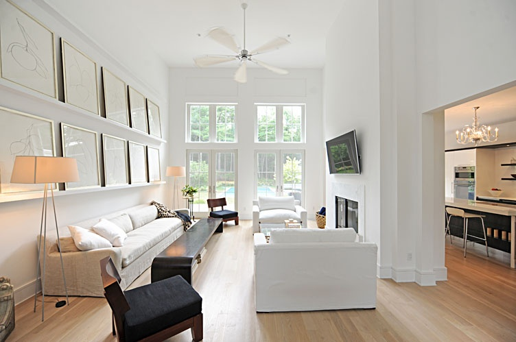 Additional photo for property listing at Dreamy Designer Modern  East Hampton, Nueva York