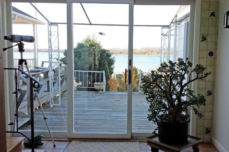 Additional photo for property listing at Dramatic Ram Island Harborfront With Deepwater Dock  Shelter Island, Nueva York