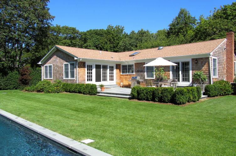 Casa Unifamiliar por un Alquiler en Southampton Village Perfection Southampton, Nueva York