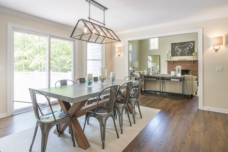Additional photo for property listing at Beautifully Decorated In Wainscott  温斯科特, 纽约州