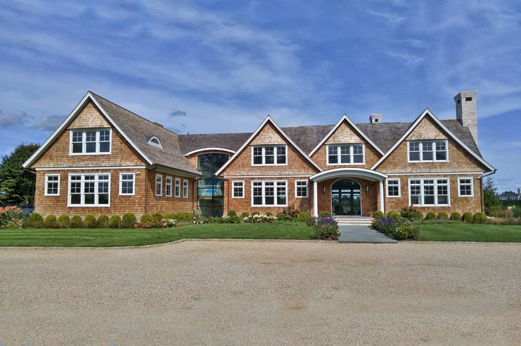 Single Family Home for Sale at Water Mill Estate New Construction Water Mill, New York