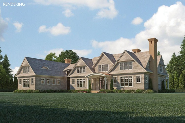 Additional photo for property listing at Water Mill Estate New Construction  Water Mill, Nueva York