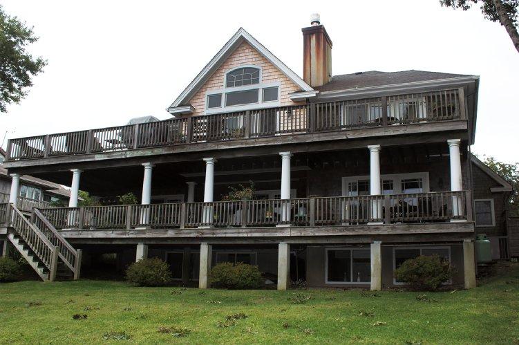 Casa Unifamiliar por un Alquiler en Montauk Living Montauk, Nueva York