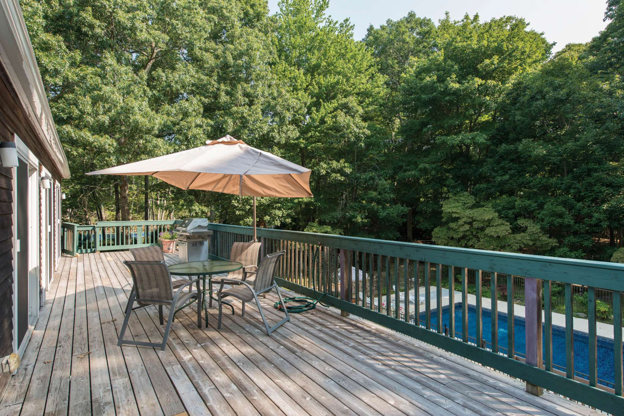 Additional photo for property listing at Serene Woodland Setting Near Sag Harbor  Sag Harbor, Nueva York