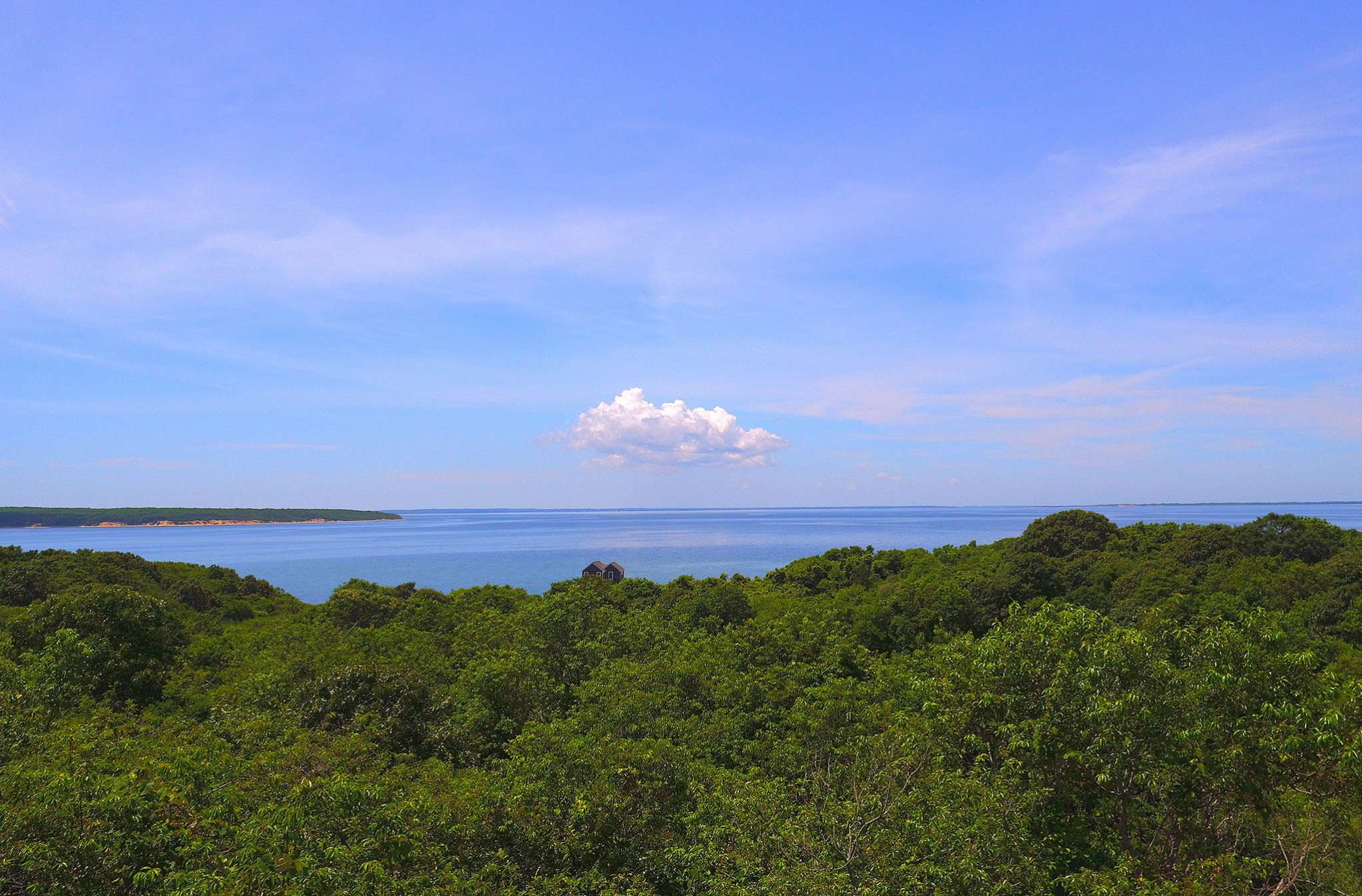 Land for Sale at Rare Land Opportunity With Water Views 1 Captain Balfour Way, Montauk, New York