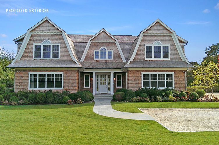Single Family Home for Sale at Southampton Village Estate Section Southampton, New York