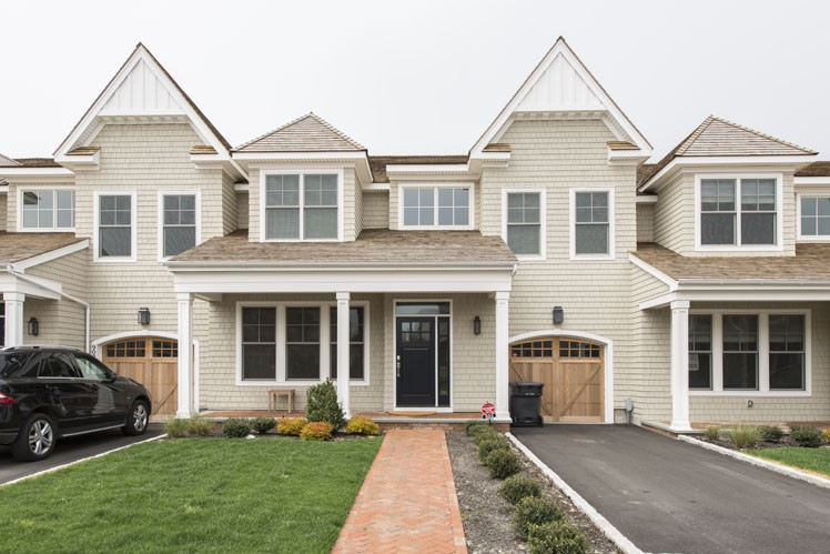 Condominium for Sale at Newly Constructed Townhouse Rental In Southampton Village Southampton, New York