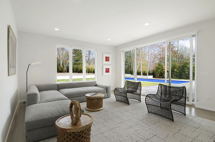 Additional photo for property listing at Fantastic Modern  East Hampton, Nueva York
