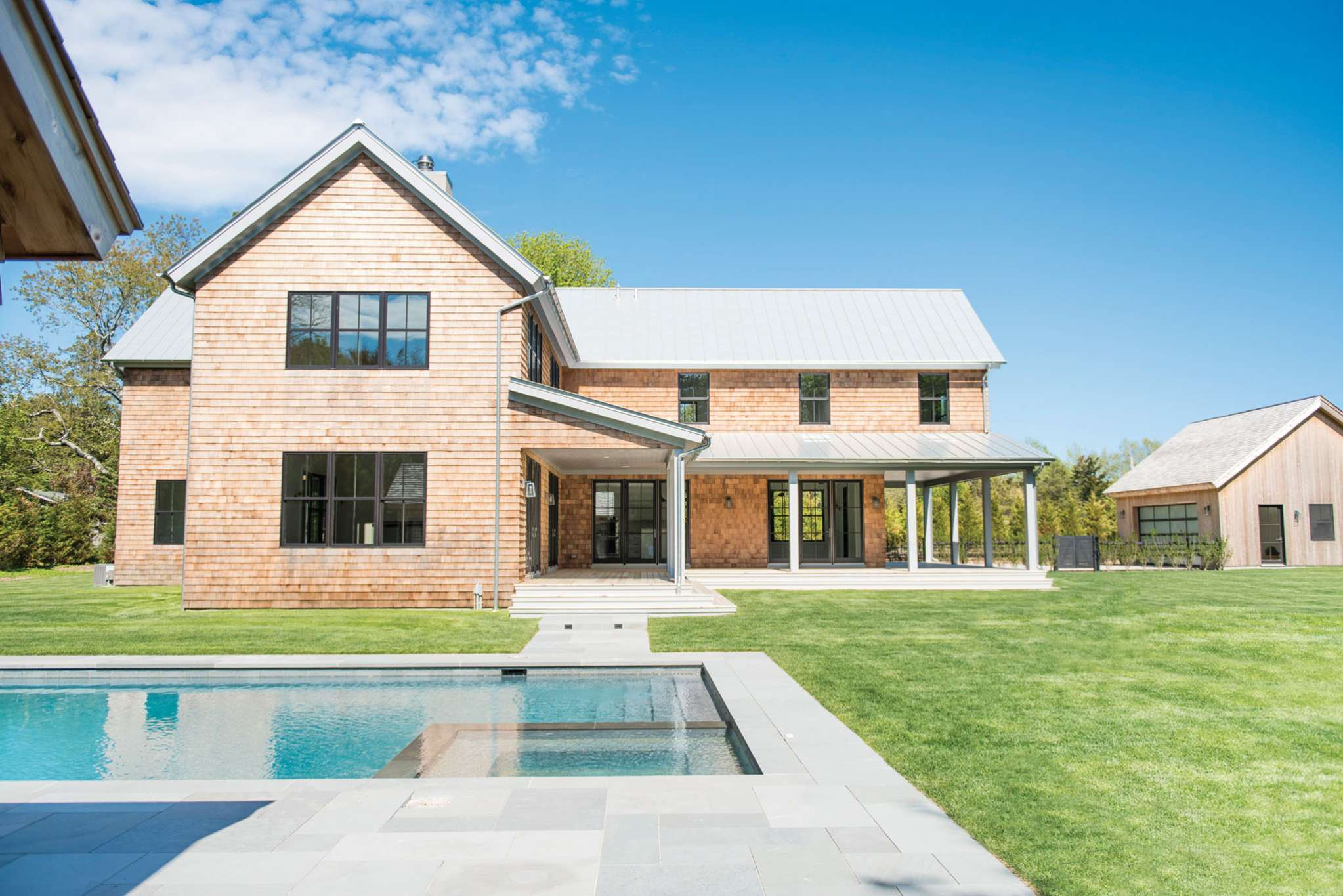 Single Family Home for Sale at The Good Life 93 Three Sisters Lane, Amagansett, New York