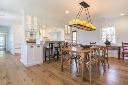 Additional photo for property listing at Stunning Modern Re-Constructed Barn Close To Village  Bridgehampton, New York