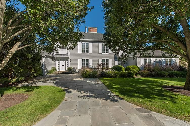 Casa Unifamiliar por un Alquiler en Estate Section Reno Just Completed 2 Acres Tennis And Pool Southampton, Nueva York