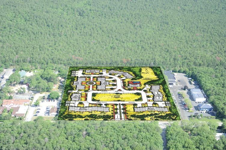 土地 为 销售 在 50 Unit Complex In Hampton Bays 汉普顿湾, 纽约州