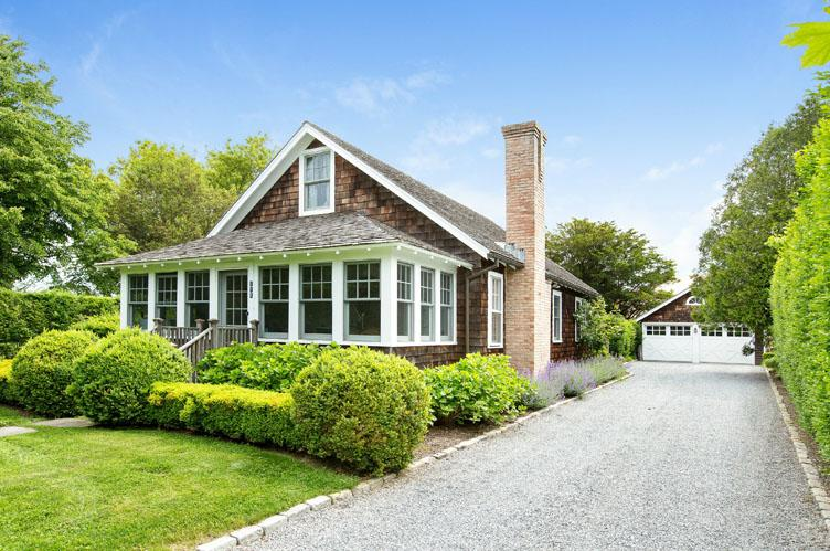 Casa Unifamiliar por un Alquiler en Southampton Village Charmer Southampton, Nueva York