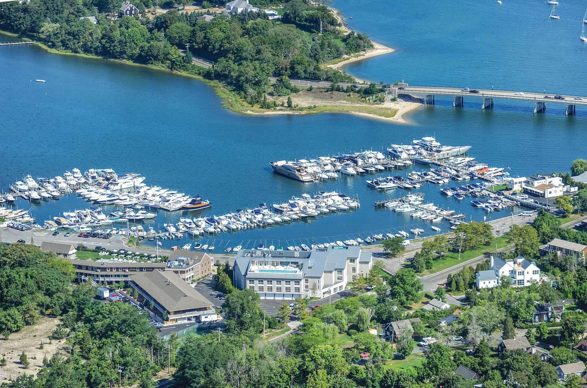 Condominium for Sale at Harbor's Edge - Resort Lifestyle In Sag Harbor 21 West Water Street, 2a, Sag Harbor, New York