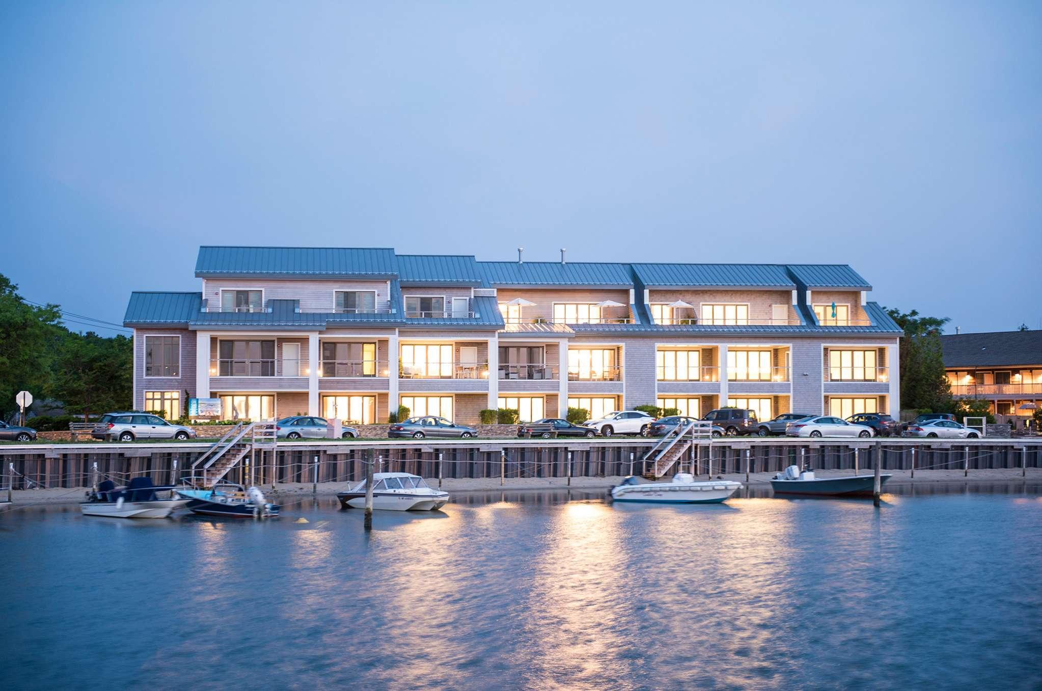 Condominium for Sale at Harbor's Edge - Resort Lifestyle In Sag Harbor 21 West Water Street, 2b, Sag Harbor, New York