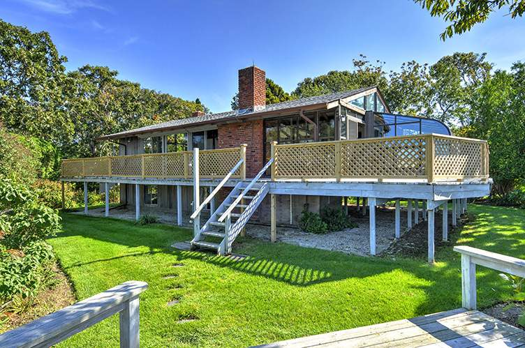 Casa Unifamiliar por un Alquiler en East Hampton Beach House East Hampton, Nueva York
