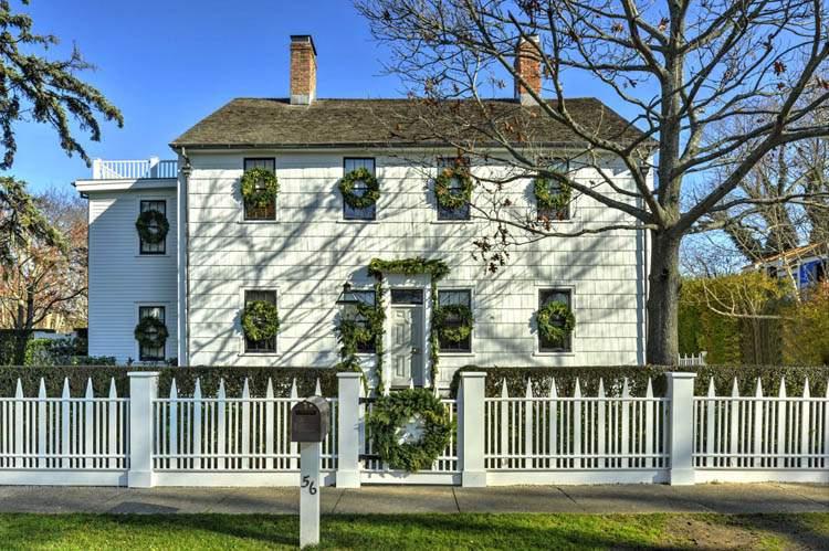 Casa Unifamiliar por un Alquiler en Breathtaking Sag Harbor Sag Harbor, Nueva York