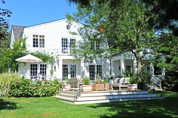 Casa Unifamiliar por un Alquiler en Bridgehampton Designer Style Home Bridgehampton, Nueva York