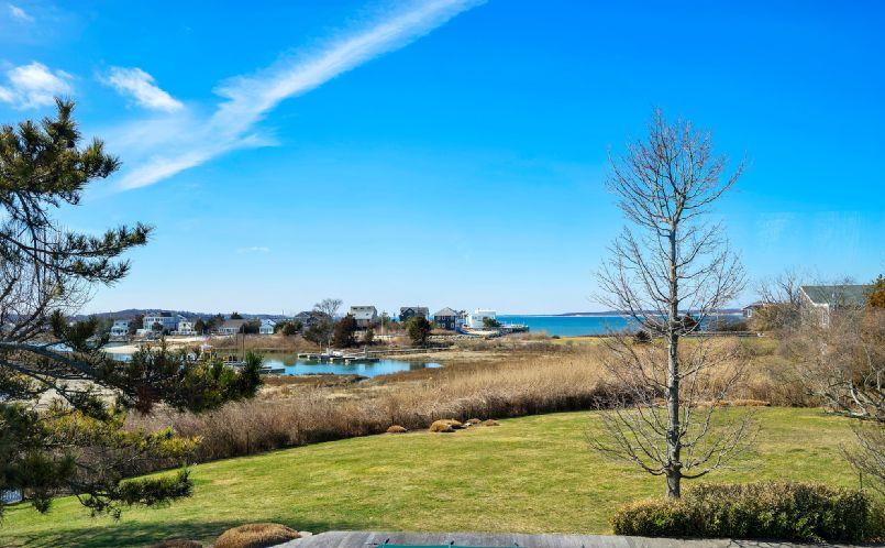 Casa Unifamiliar por un Alquiler en Edgemere Estate Sag Harbor, Nueva York