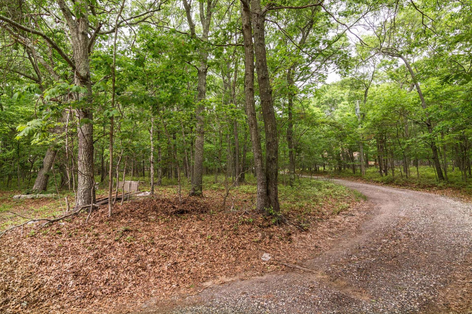 Land for Sale at Over A Half Acre, Less Than A Mile To The Beach East Hampton, New York