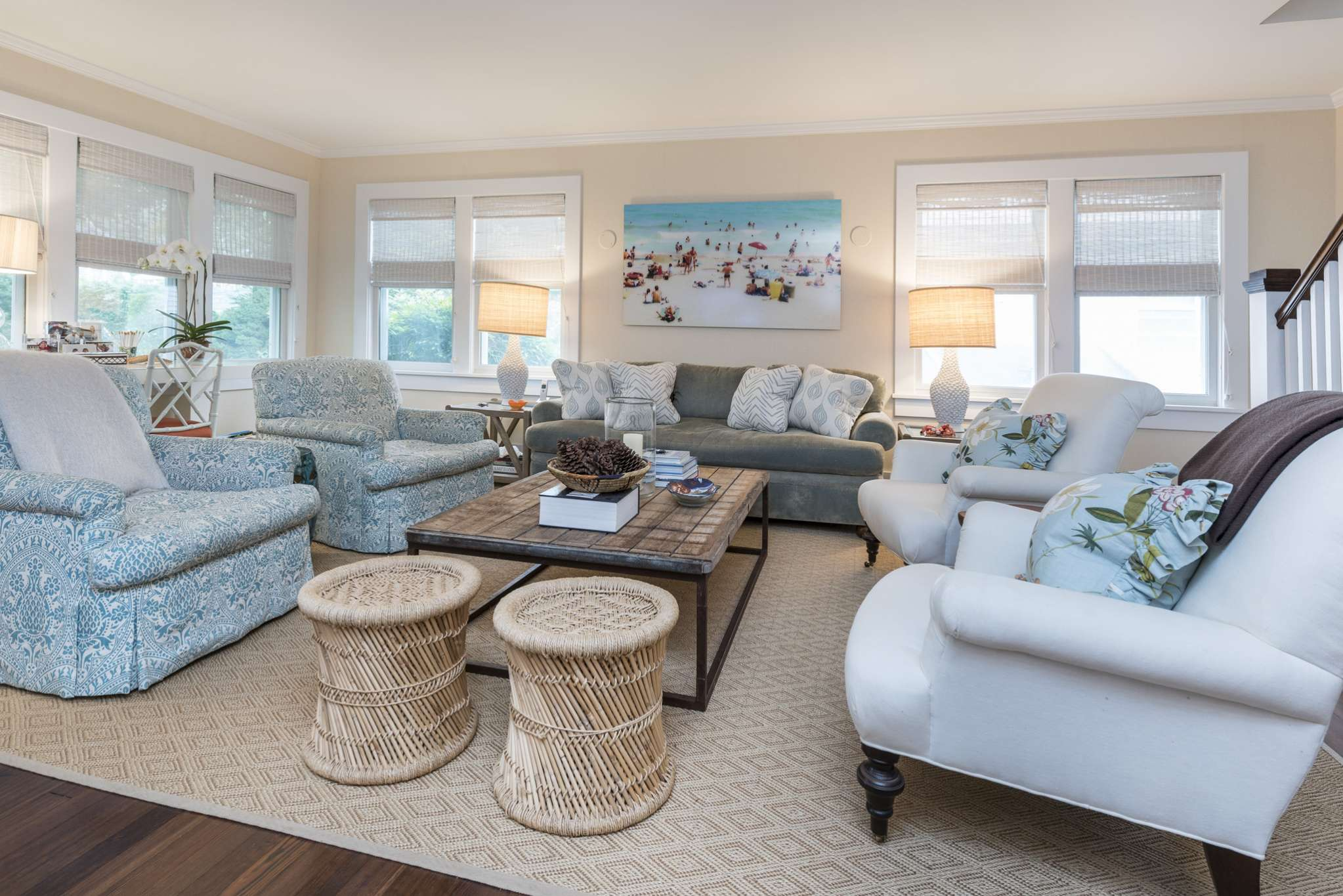 Additional photo for property listing at Southampton Village Charm 163 Halsey Street,  Southampton, New York